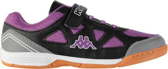 Kappa Jalkapallokengät Kappa So Hartis Ind Jr PURPLE/ BLACK (Sizes: 28)