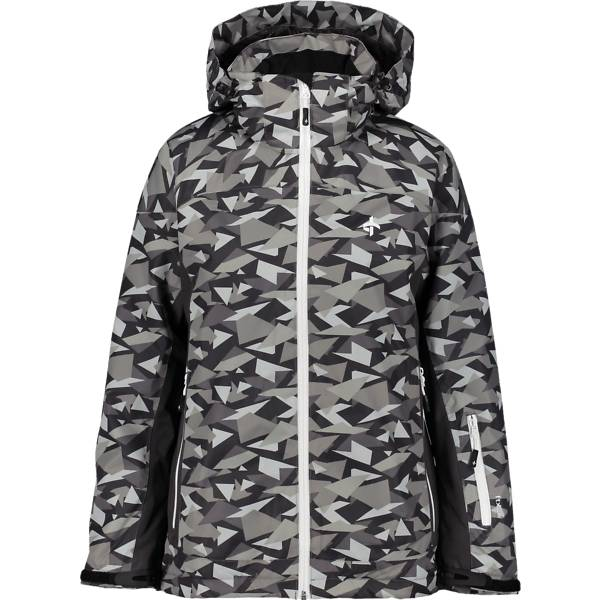 Cross Sportswear So Verbier3 Jacket W Takit GREY PRINT (Sizes: XS)