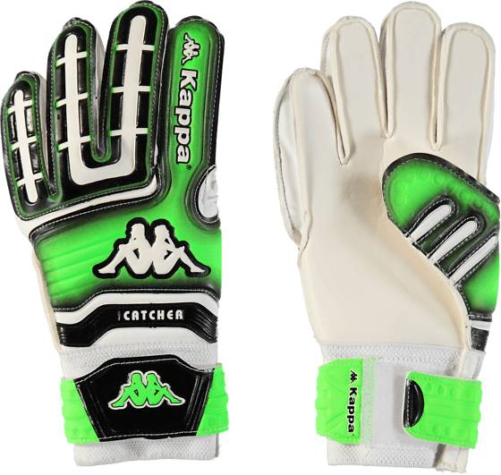 Kappa So Gk Glove Sr Jalkapallo BLACK (Sizes: 11)