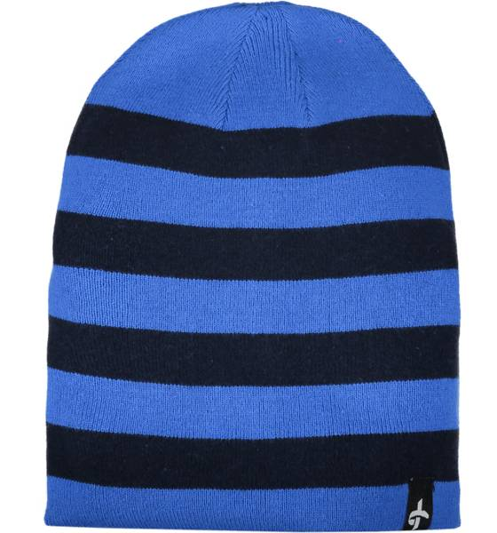 Cross Sportswear Pipot Cross Sportswear So Rev Beanie Jr VICTORIA BLUE/DK N (Sizes: One size)