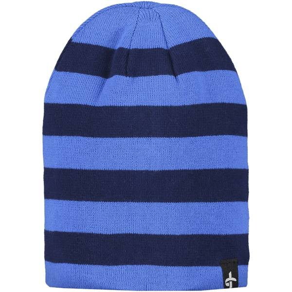 Cross Sportswear So Rev Beanie Jr Pipot VICTORIA BLUE/NAVY (Sizes: One size)