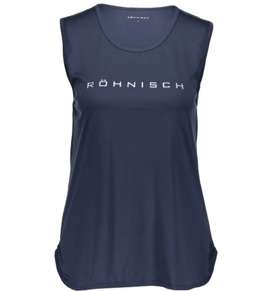 Röhnisch Topit Röhnisch So Disa Singlet W STREAM BLUE (Sizes: S)