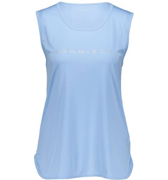 Röhnisch Topit Röhnisch So Disa Singlet W CLOUD BLUE (Sizes: S)