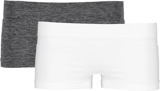 Panos Emporio Alusvaatteet Panos Emporio So Magic 2 Pack W GREY MELANGE/WHITE (Sizes: M)