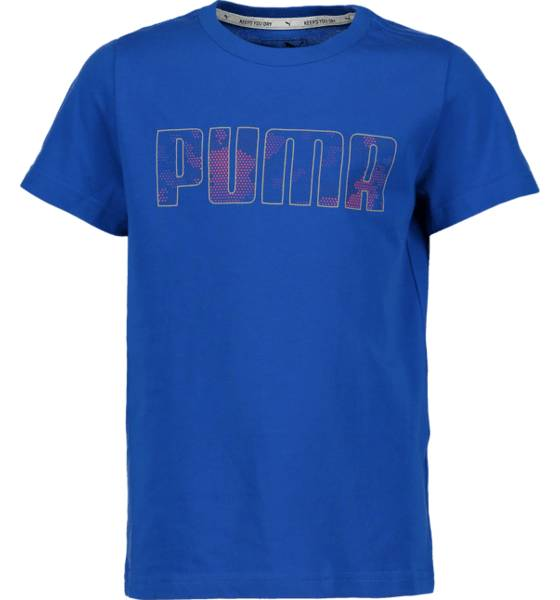 Puma So Hero Tee Jr T-paidat & topit LAPIS BLUE (Sizes: 152)