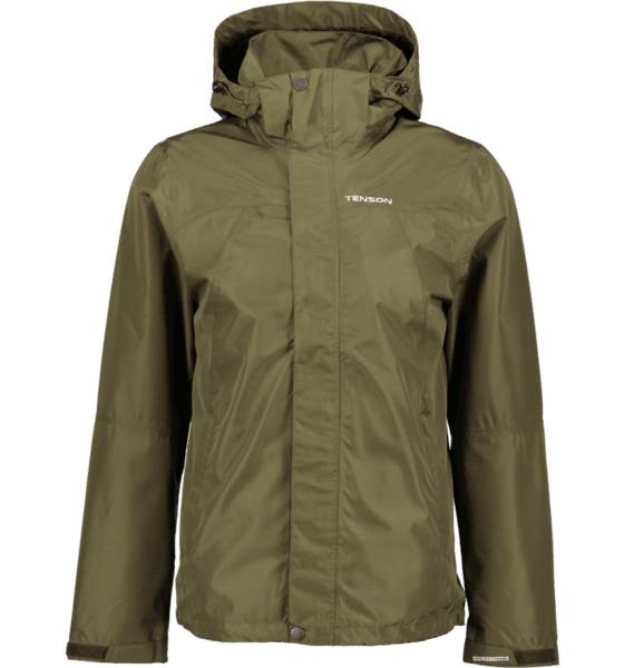 Tenson Takit Tenson So Terra Rainjkt M DARK GREEN (Sizes: S)