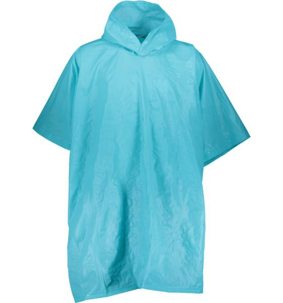Tribute Outdoor Tribute So Rain Poncho LT TURQUISE (Sizes: No Size)