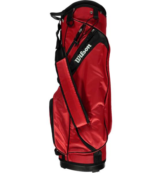Wilson Golf Wilson So Pro Cart Bag U RED (Sizes: One size)