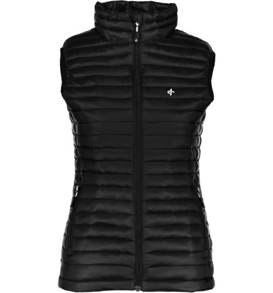 Cross Takit Cross So Lt Padd Vest W BLACK (Sizes: L)
