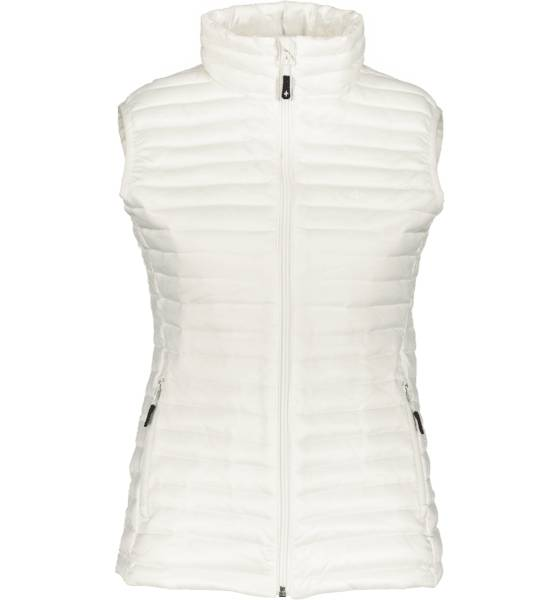 Cross Takit Cross So Lt Padd Vest W WHITE (Sizes: S)
