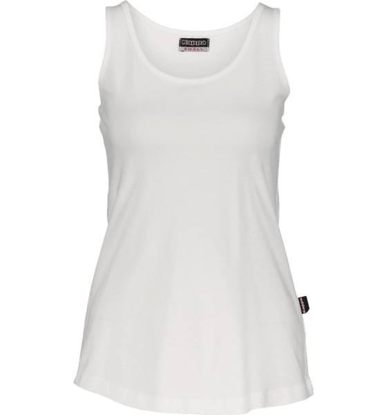 Kappa So Zappy Tank 2 W Topit WHITE (Sizes: S)