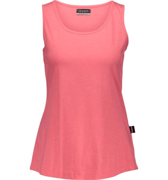 Kappa So Zappy Tank 2 W Topit CORALL MELANGE (Sizes: M)