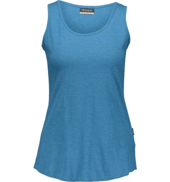 Kappa So Zappy Tank 2 W Topit BLUE AVIO MELANGE (Sizes: S)