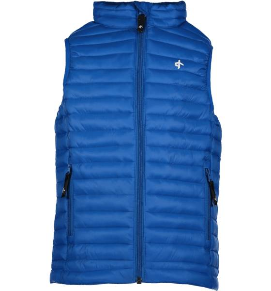 Cross Takit Cross So Lt Padd Vest Jr IMPERIAL BLUE (Sizes: 130)