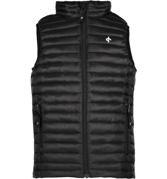 Cross Takit Cross So Lt Padd Vest Jr BLACK (Sizes: 150)