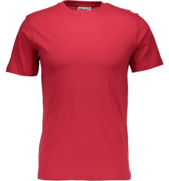 Tribute T-paidat Tribute So Basic Tee M RED (Sizes: M)