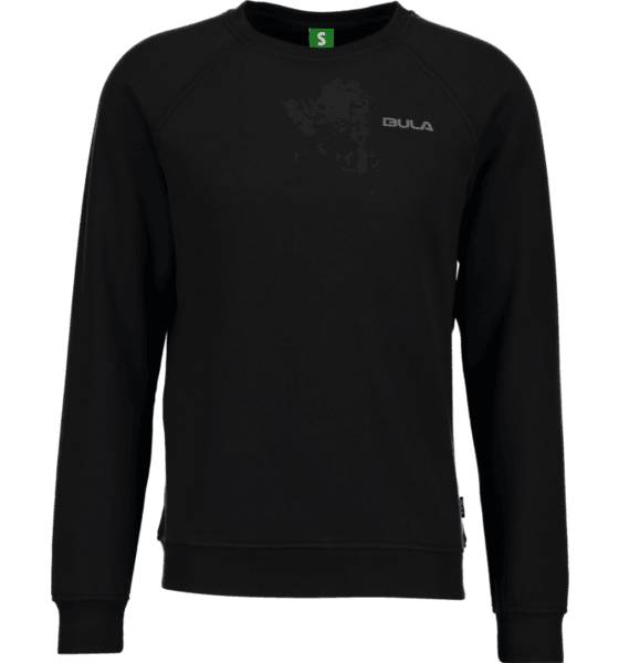 Bula Yläosat Bula So Skagit Crew M BLACK (Sizes: S)