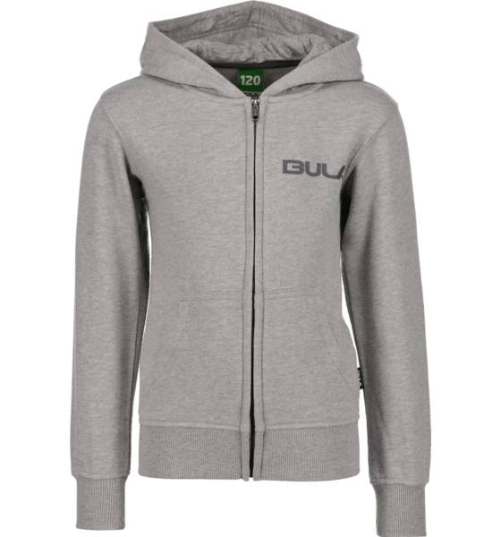 Bula Yläosat Bula So Skagit Zhood Jr GREY MELANGE (Sizes: 140)