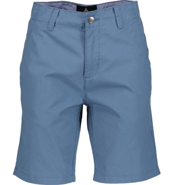 Cross Sportswear So Chino Shorts M Shortsit STEEL BLUE (Sizes: S)