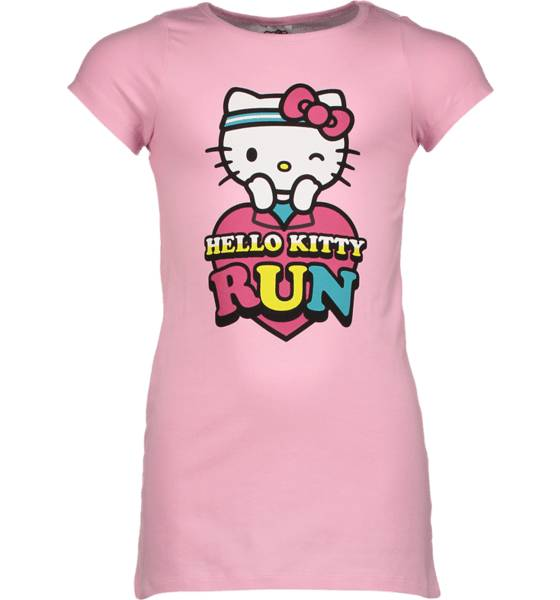 Hello Kitty So Pr Long Tee Jr T-paidat & topit PINK (Sizes: 86-92)
