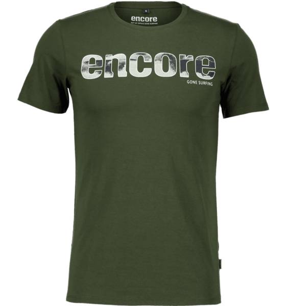 Encore So Nolan Tee M T-paidat DK SPRUCE GREEN (Sizes: S)