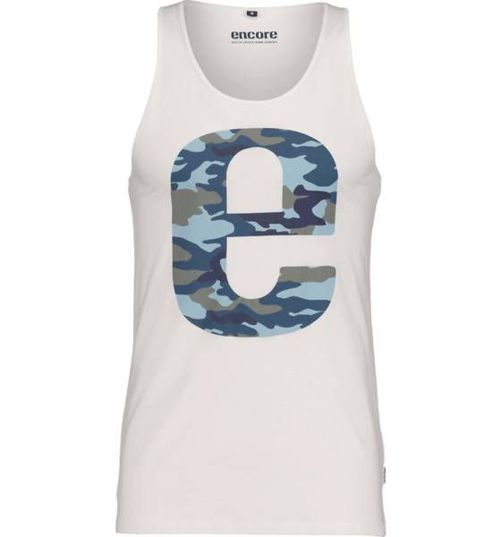 Encore So Owen Tank M T-paidat WHITE (Sizes: S)