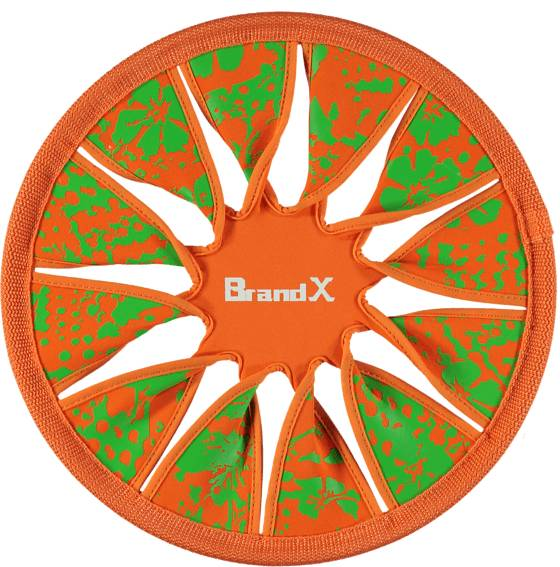 Brand-x Pihapelit Brand-x So Neopren Fly NEON ORANGE (Sizes: One size)