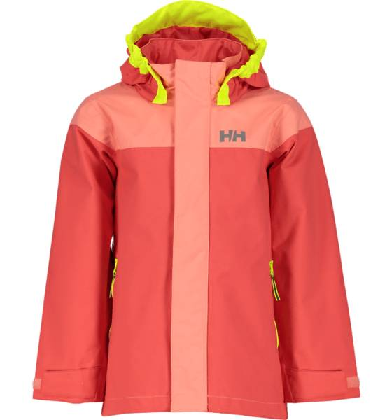 Helly Hansen Takit Helly Hansen So Shield Jkt Jr CAYENNE (Sizes: 110)