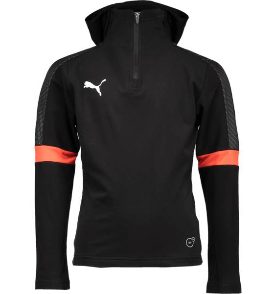 Puma Yläosat Puma So It Evotrg Hoodie Touch Jr BLACK (Sizes: 116)