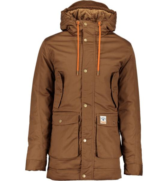 Encore Takit Encore So Warner Parka M DK TOBACCO (Sizes: XL)