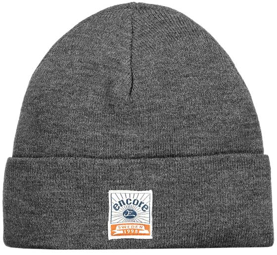 Encore Pipot & huivit Encore So Warner Beanie U GREY MELANGE (Sizes: One size)