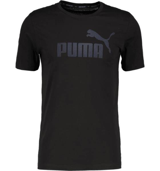 Puma So Core Logo Tee M T-paidat COTTON BLACK (Sizes: S)