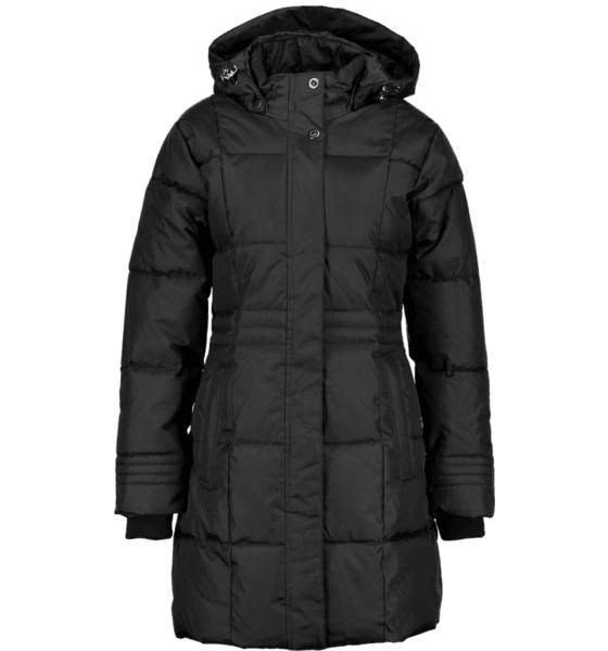 Tribute Takit Tribute So Cloudcoat W BLACK (Sizes: XS)