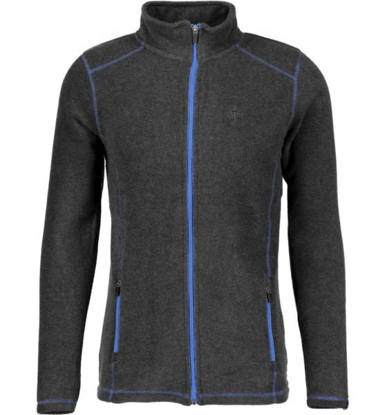 Cross Sportswear So Micro Fleece M Yläosat GREY MELANGE (Sizes: S)