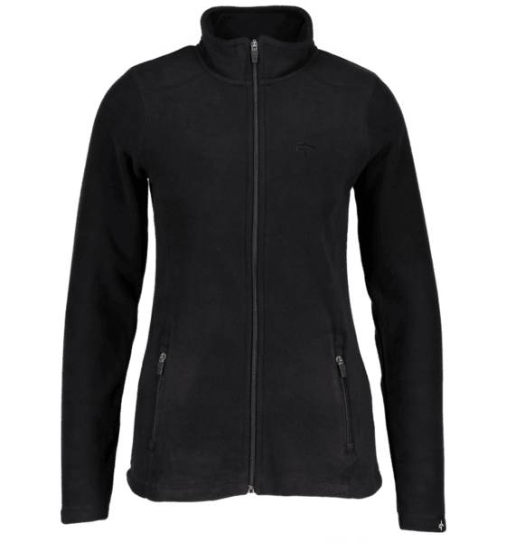 Cross Sportswear So Micro Fleece W Yläosat BLACK (Sizes: 36)