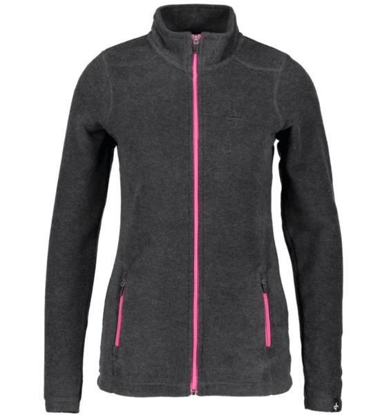 Cross Sportswear So Micro Fleece W Yläosat GREY MELANGE (Sizes: 38)