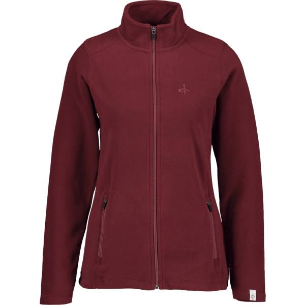 Cross Sportswear So Micro Fleece W Yläosat WINE RED (Sizes: 38)