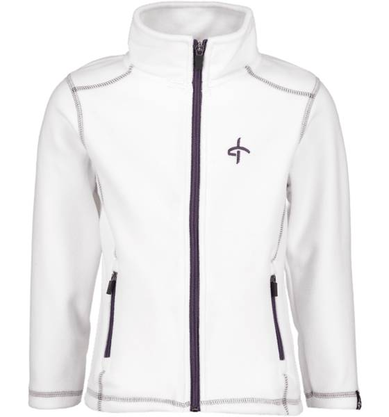 Cross Sportswear So Micro Fleece Jr Yläosat WHITE (Sizes: 146-152)