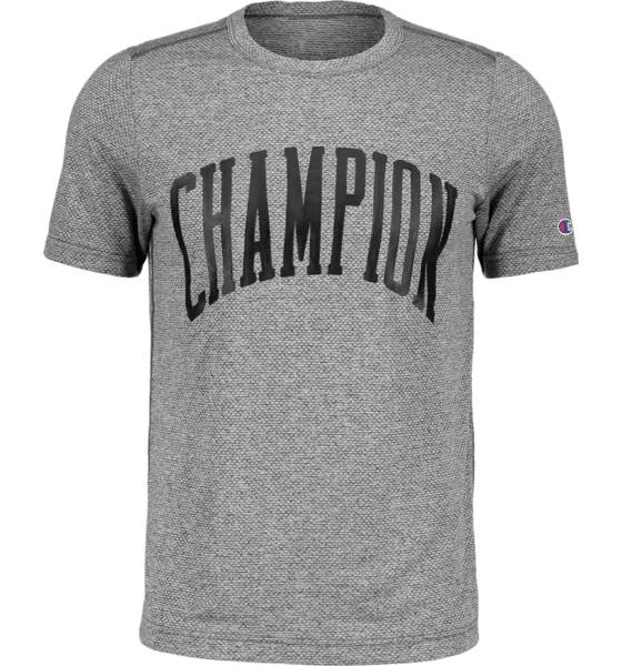 Champion So Trai Mesh Tee M T-paidat DK GREY MELANGE (Sizes: M)