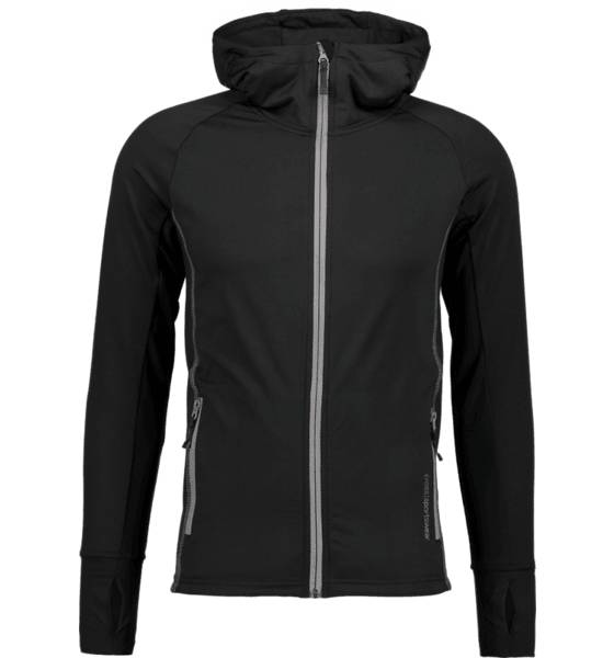 Cross Sportswear So Powerstr Hood M Yläosat BLACK (Sizes: M)