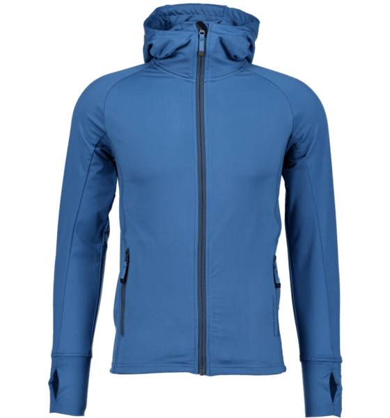 Cross Sportswear So Powerstr Hood M Yläosat DARK BLUE (Sizes: M)