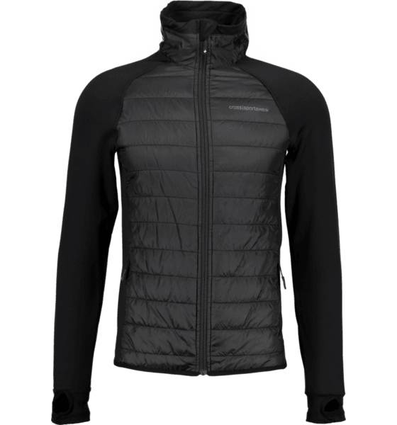 Cross Sportswear So Hybrid Jkt M Yläosat BLACK (Sizes: S)