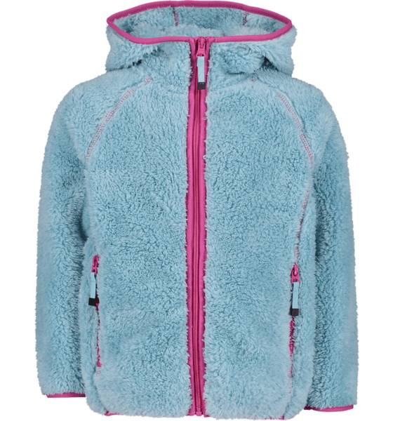 Cross Sportswear So Fur Fleece Jr Yläosat WINTER AQUA (Sizes: 122-128)