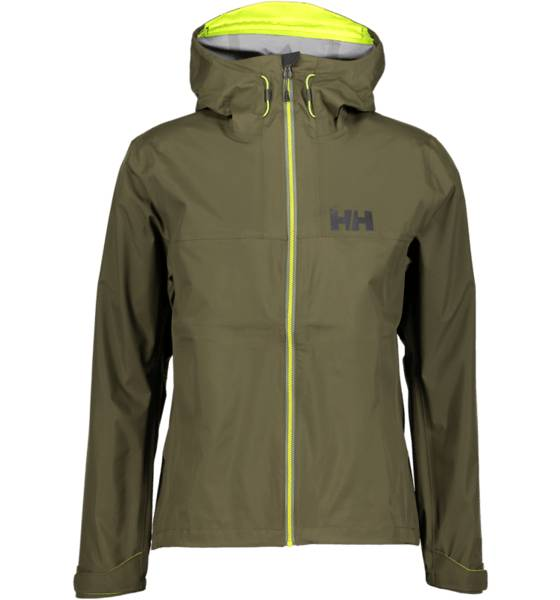 Helly Hansen Takit Helly Hansen So Vanir Sld Jkt M IVY GREEN (Sizes: XL)