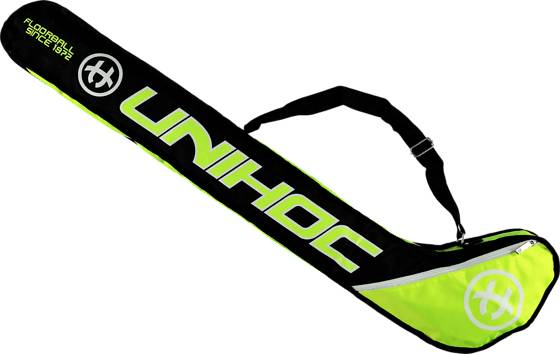 Unihoc Salibandy Unihoc So Stick Cover Jr BLACK/LIME (Sizes: One size)
