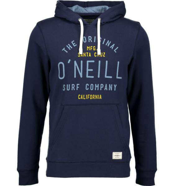 Oneill Yläosat Oneill So Type Hoodie M INK BLUE (Sizes: XL)