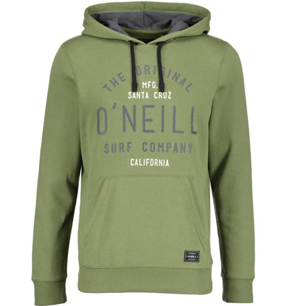 Oneill Yläosat Oneill So Type Hoodie M CAMP GREEN (Sizes: S)