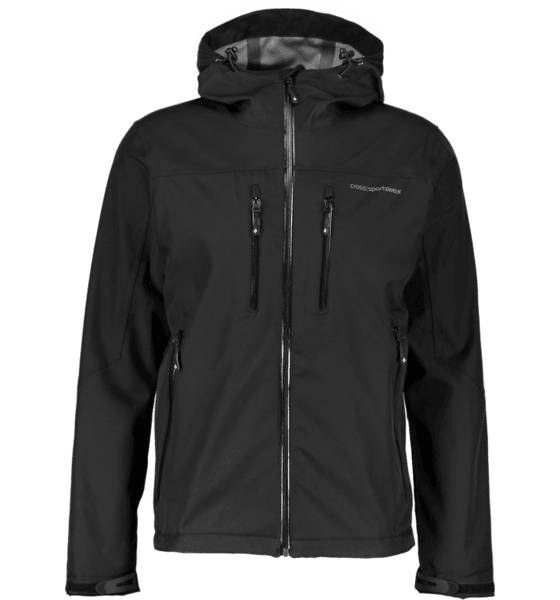 Cross Sportswear Takit Cross Sportswear So Davos Jacket M BLACK (Sizes: S)