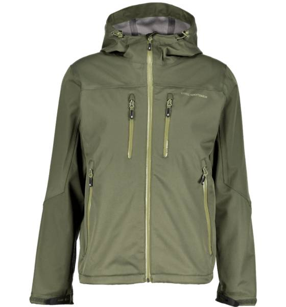 Cross Sportswear Takit Cross Sportswear So Davos Jacket M DEEP GREEN (Sizes: S)