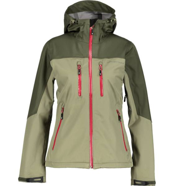 Cross Sportswear Takit Cross Sportswear So Davos Jacket W DARK GREEN (Sizes: M)